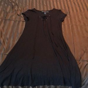 Polly and esther black dress nwot